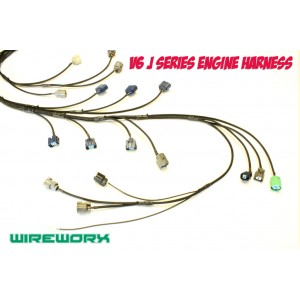 J-Series Non/Milspec Engine Harness - WIREWORX