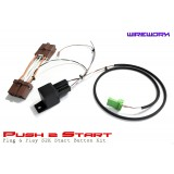 Wireworx Push2Start (Push Button Start Kit)
