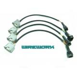 Wireworx Plug & Play Injector Jumper - ID Injectors to OBD2
