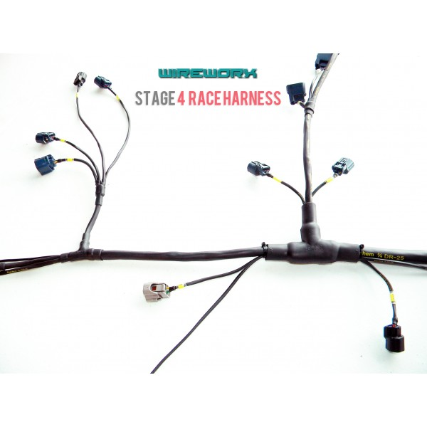 k-series raychem breakouts milspec engine harness