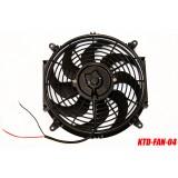 """12""""Slim  fan (w/ Install kit)"""