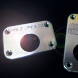 Milspec Connector Mounting Plate