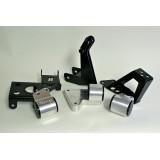 Hasport Billet K-series Engine Mount Kit 92-95 Civic / 93-97 DelSol / 94-01 Integra