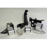 Hasport Billet K-series Engine Mount Kit 96-00 Civic (EKK2)