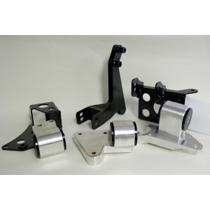 Hasport Billet K-series Engine Mount Kit 96-00 Civic (EKK2)