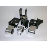Hasport Billet J-series V6 Engine Mount Kit 92-95 Civic 94-01 Integra