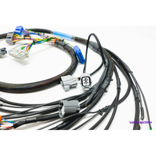 b series budget friendly harness b series budget friendly engine harness (obd1 only) wireworx
