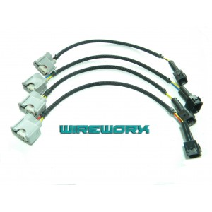 Wireworx Plug & Play Injector Jumpers