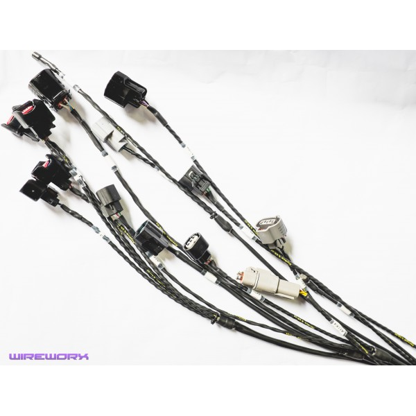 b series raychem milspec engine harness wireworx