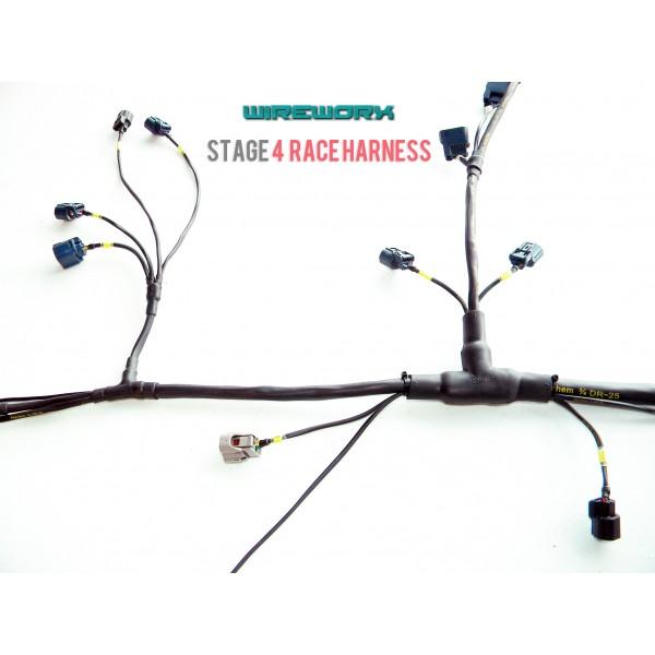 K Series Raychem Breakouts Milspec Engine Harness Wireworx