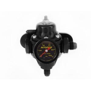 K-Tuned Fuel Pressure Regulator Combo (black)