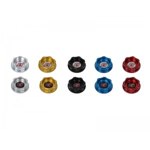 Billet Oil Cap - Black