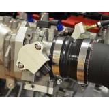 "Throttle body Velocity Coupler (62.5mm to 3"")"
