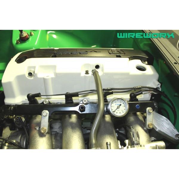 k-series-non-milspec-engine-harness Raychem Wiring Harness on aftermarket radio, hot rod, fuel pump, classic truck, fog light, best street rod,